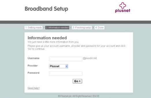how to find your isp username and password